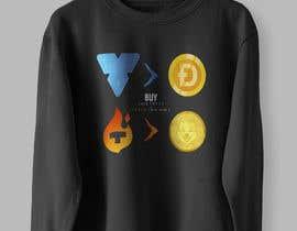 karimrezaul7121 tarafından Design crypto t-shirt için no 94