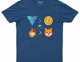 karimrezaul7121 tarafından Design crypto t-shirt için no 96