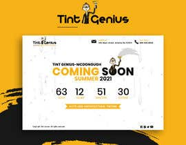 #73 for Coming Soon Page for Website - 14/06/2021 11:52 EDT by TheSRM