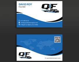 #158 untuk Business Cards for Trucking Company oleh pratikvartak