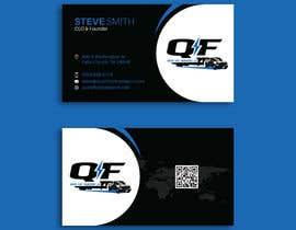 #160 untuk Business Cards for Trucking Company oleh pratikvartak