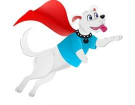 #25 for Hand Drawing (logo) of ZAM the super dog af piyushsharma8118