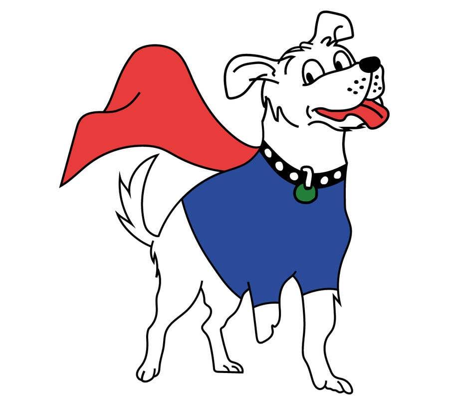 Konkurrenceindlæg #                                        36                                      for                                         Hand Drawing (logo) of ZAM the super dog