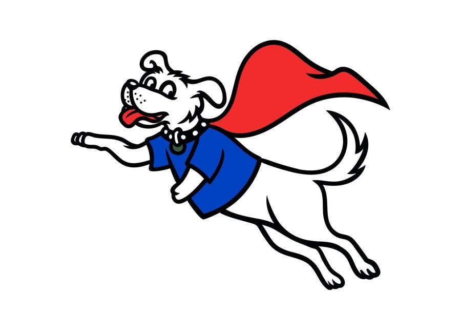 Konkurrenceindlæg #                                        33                                      for                                         Hand Drawing (logo) of ZAM the super dog