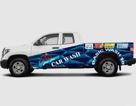 Nro 8 kilpailuun Partial Truck Wrap Design käyttäjältä DesignersExpert