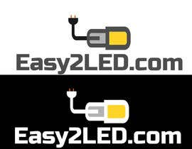 #38 for Design a Logo for Easy2LED.com af keryone