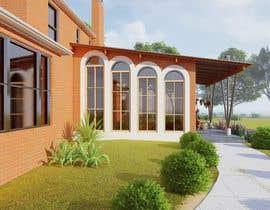 Nro 39 kilpailuun House addition remodel 3d design architectural drawings käyttäjältä amangeeta2209