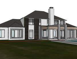 Nro 53 kilpailuun House addition remodel 3d design architectural drawings käyttäjältä DaaiaO