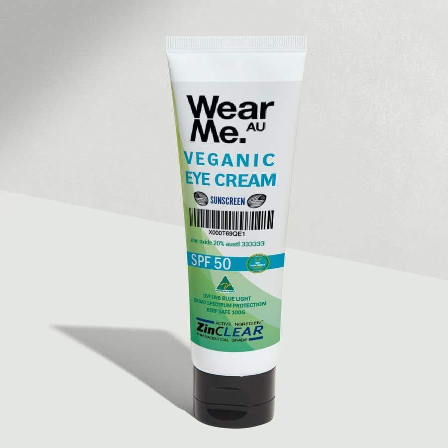 Kilpailutyö #                                        66                                      kilpailussa                                         Design a Sunscreen Tube Packaging!