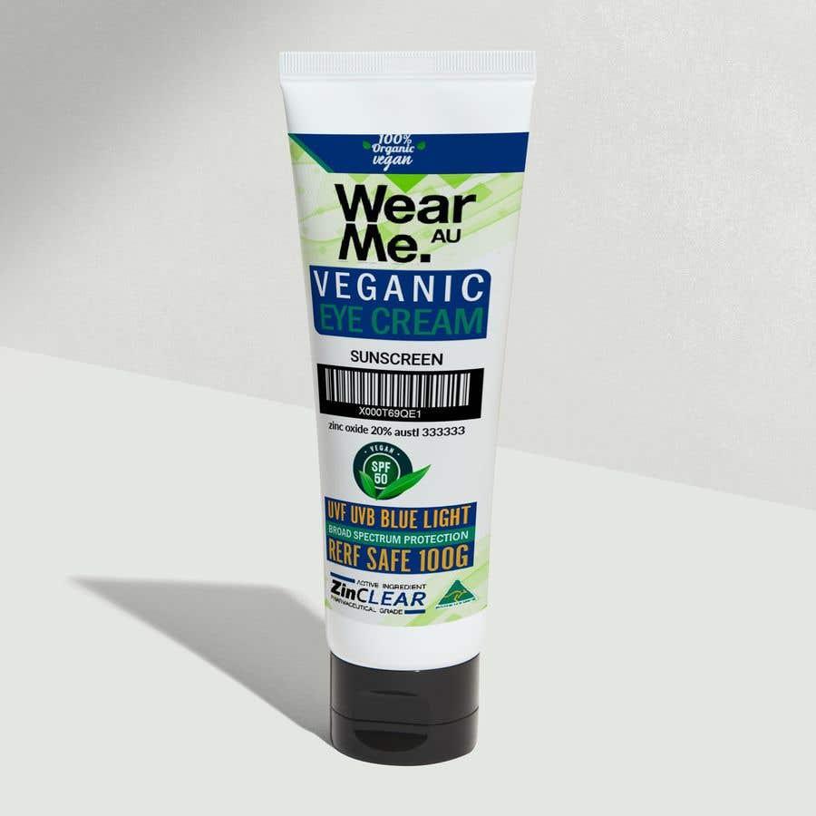 Konkurrenceindlæg #                                        69                                      for                                         Design a Sunscreen Tube Packaging!