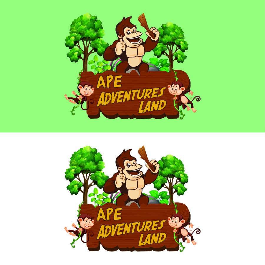 Bài tham dự cuộc thi #                                        77                                      cho                                         Ape Adventure Land