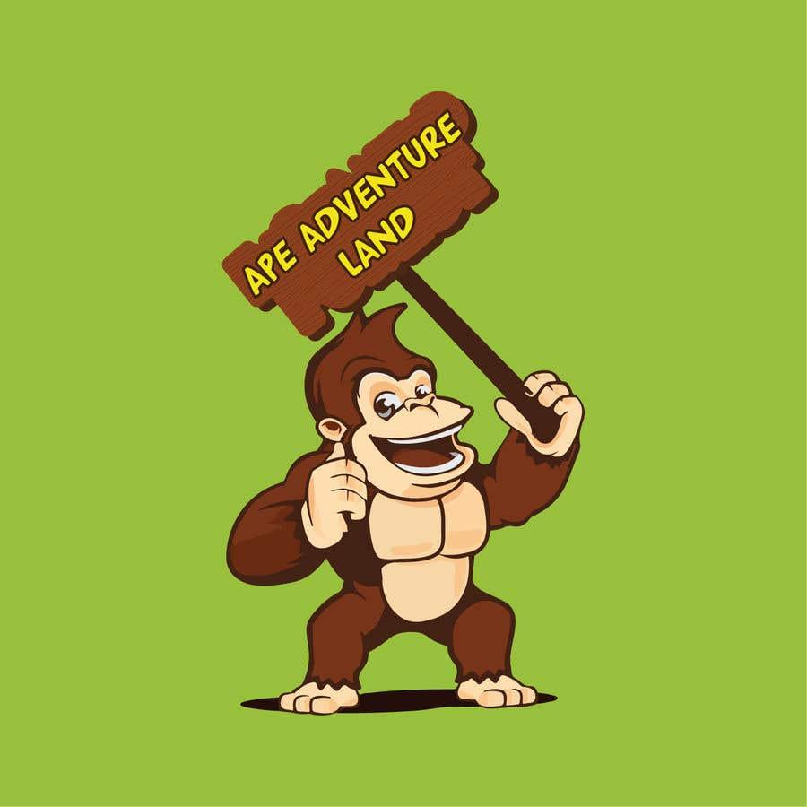 Bài tham dự cuộc thi #                                        100                                      cho                                         Ape Adventure Land