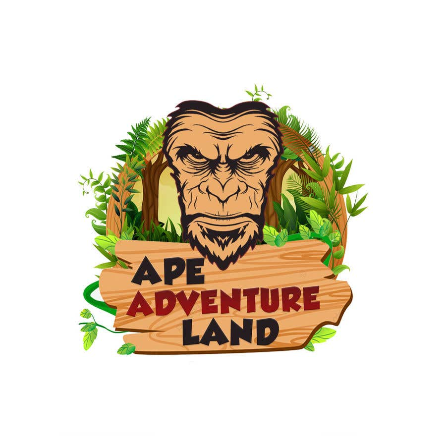 Bài tham dự cuộc thi #                                        105                                      cho                                         Ape Adventure Land