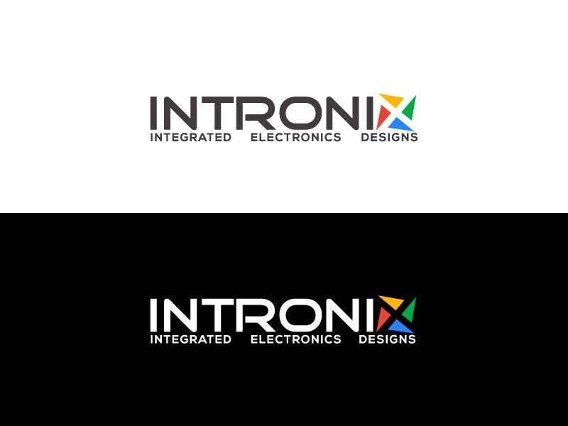 Kilpailutyö #                                        78                                      kilpailussa                                         InTronix corp. Identity