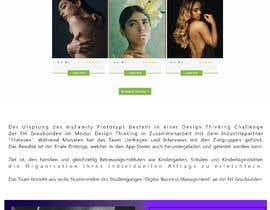 #15 for Website UX/UI design af lupaya9