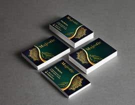 #476 for Logo + business cards af rayhanazinat