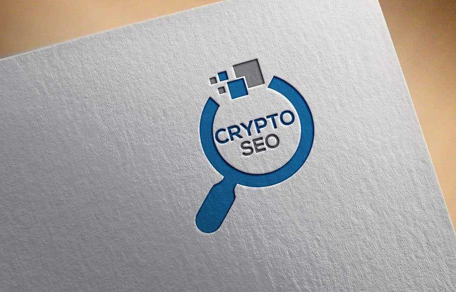 """Contest Entry #                                        135                                      for                                         Logo para criptomonedas """"CriptoSEO"""""""