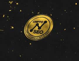 """#176 untuk Logo para criptomonedas """"CriptoSEO"""" oleh mdabubakarsiddi7"""