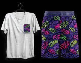 #69 cho Mens swim suit with pocket shirt matching design! bởi samiislam624