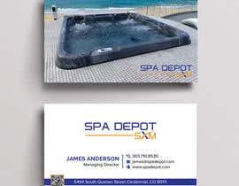 #406 untuk Design business cards oleh sadekursumon