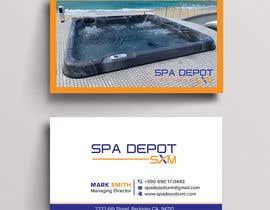#413 untuk Design business cards oleh sadekursumon