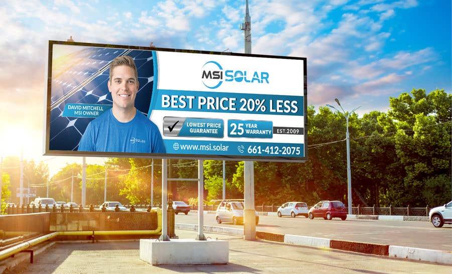 Bài tham dự cuộc thi #                                        47                                      cho                                         Billboard Ideas Solar