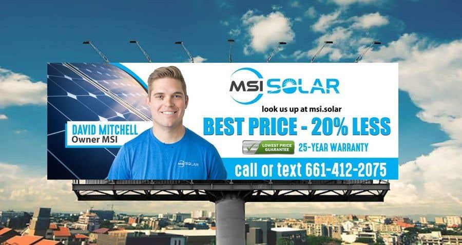 Bài tham dự cuộc thi #                                        57                                      cho                                         Billboard Ideas Solar