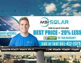 Nro 57 kilpailuun Billboard Ideas Solar käyttäjältä ConceptGRAPHIC