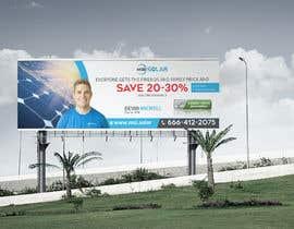 Nro 30 kilpailuun Billboard Ideas Solar käyttäjältä Zamanbab