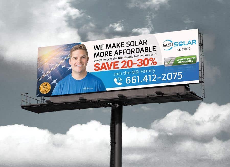 Kilpailutyö #                                        16                                      kilpailussa                                         Billboard Ideas Solar