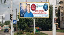 Graphic Design Kilpailutyö #58 kilpailuun Billboard Ideas Solar