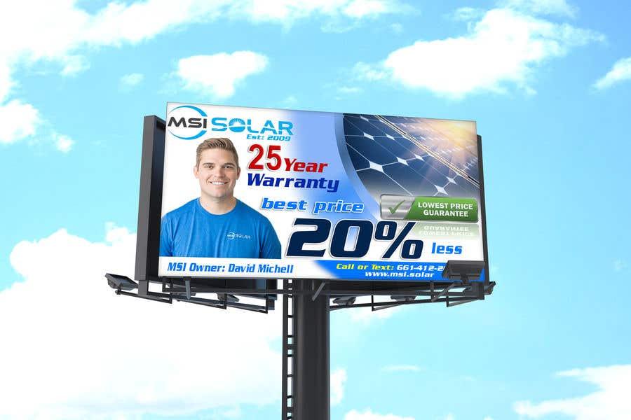 Bài tham dự cuộc thi #                                        65                                      cho                                         Billboard Ideas Solar