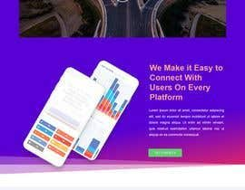 #23 cho Build me a single website landing page (sales funnel) bởi mdraselg105