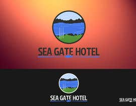 #11 for SEA GATE  HOTEL by Lozenger
