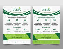 #14 for Design a creative and professional marketing one-pager (from existing design template) af shohidul900