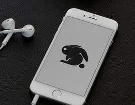 Nro 79 kilpailuun Design a Bunny Logo for iPhone App käyttäjältä Novusmultimedia
