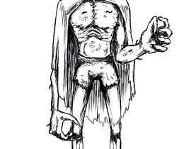 #27 for Concept art for a monster af HMarioVanegasM