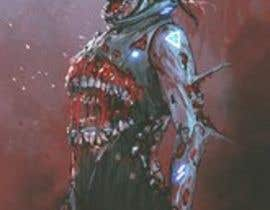 #17 for Concept art for a monster af khubabrehman0