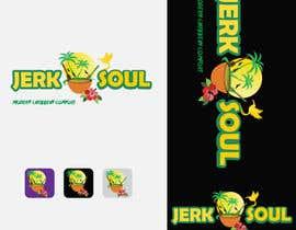#159 for Jerk Soul Vegan by Naima181