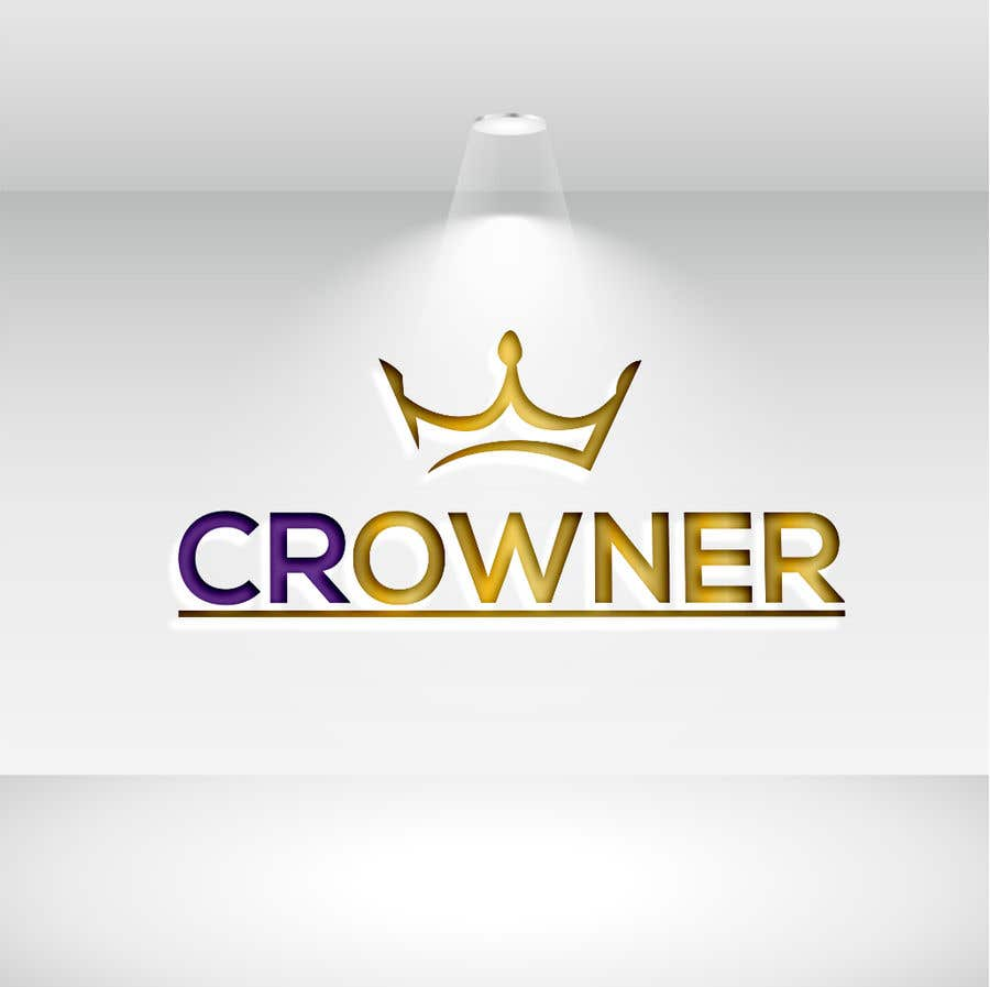 Penyertaan Peraduan #                                        238                                      untuk                                         Design a logo for Crowner!