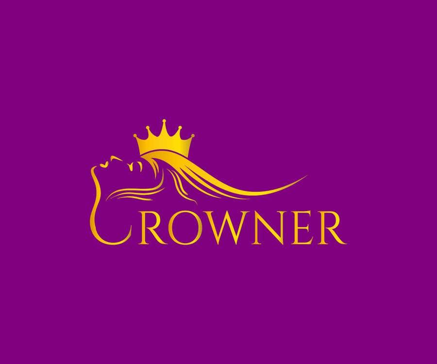 Penyertaan Peraduan #                                        271                                      untuk                                         Design a logo for Crowner!