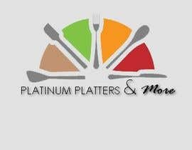 #18 para Design a Logo for Platinum Platters & More por looga