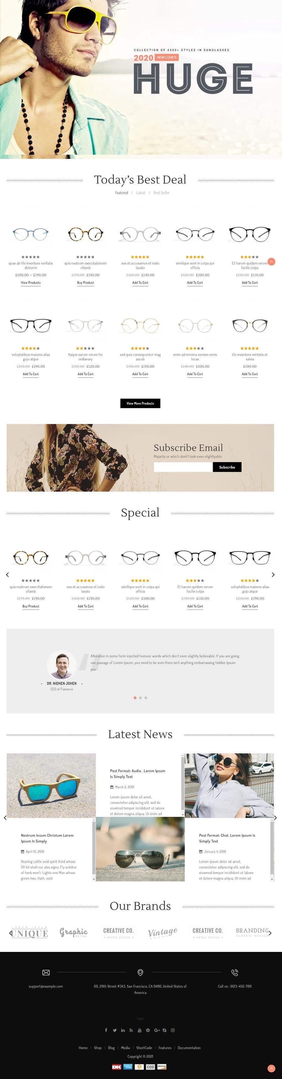 Konkurrenceindlæg #                                        50                                      for                                         Design an online shopping page for my website
