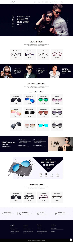 Konkurrenceindlæg #                                        46                                      for                                         Design an online shopping page for my website