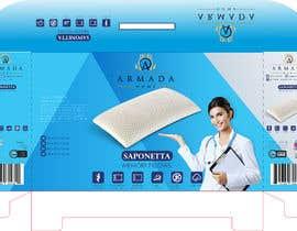 Nro 5 kilpailuun Pillow Package Design käyttäjältä ProGraphicBD