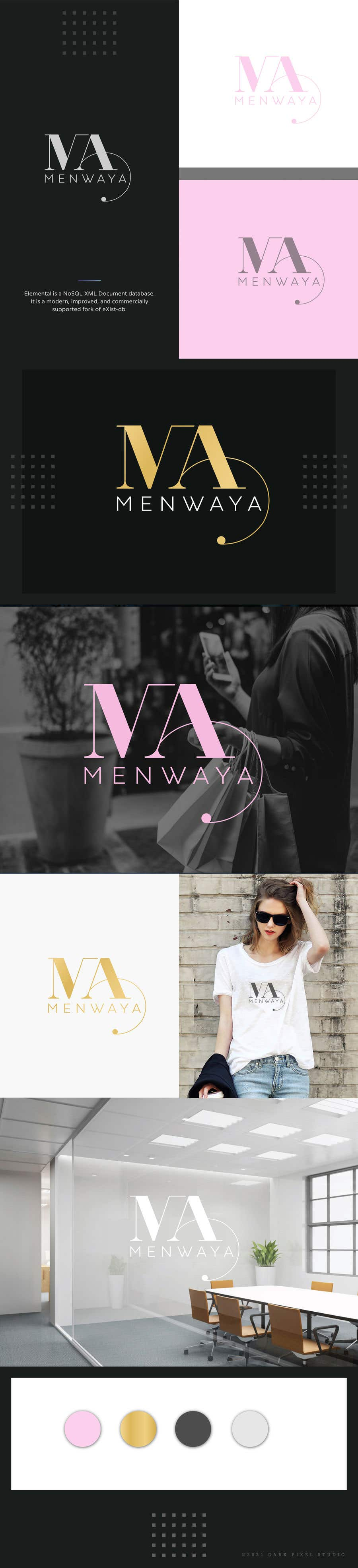 Contest Entry #                                        317                                      for                                         Design logo and branding (corporate identity) for new company - MINVAYAA