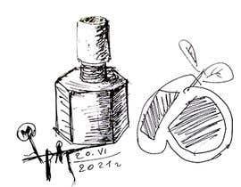 #28 для Draw a custom bottle design for a new perfume line collection от kolovrat507