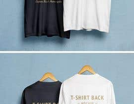 #64 for Need Transparent Hanging T-Shirt Mockup by madexx