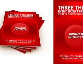 Nro 55 kilpailuun Design Cover for Slim Book - Free guide for beginner sports presenters käyttäjältä aj13mjoshi