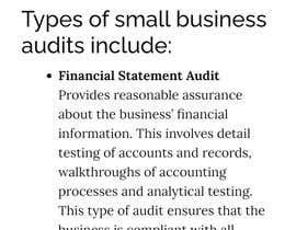 #7 cho Audit my small business bởi Ataurrahman5510